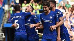 Chelsea sumó cinco victorias en las primeras cinco fechas de la Premier League