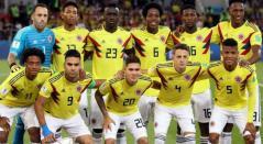 Selección Colombia, equipo