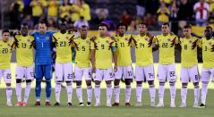 Selección Colombia en la fecha FIFA