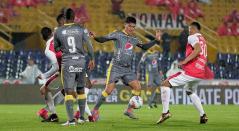 Santa Fe vs Medellín