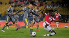 Santa Fe vs Medellín, en la Liga Águila