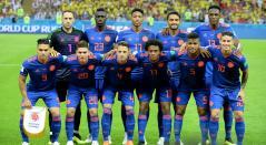 Selección Colombia en Rusia 2018