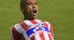Jarlan Barrera, jugador del Junior de Barranquilla