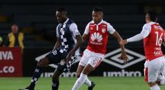 Boyacá Chicó cayó ante Santa Fe en condición de visitante por la Liga Águila