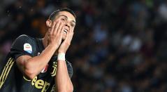 Cristiano Ronaldo, jugador de Juventus