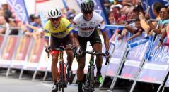 Edward Beltrán ganó la octava etapa del Clásico RCN- Arawak