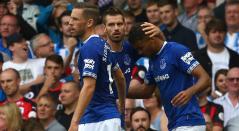 Everton solo ha sumado una victoria en seis fechas en la Premier League