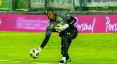 Iván Arboleda, arquero colombiano que juega en Banfield