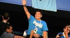 Diego Armando Maradona, ex futbolista argentino