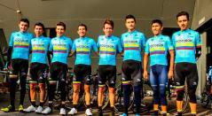 La Selección Colombia, lista para la prueba élite en el Mundial de ciclismo a disputarse en Austria