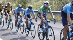 Nairo en la Vuelta 2018