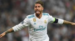Sergio Ramos, defensor del Real Madrid