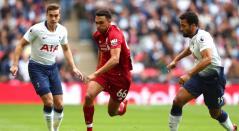 Tottenham y Liverpool se enfrentan en la Premier League