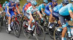 Miguel Ángel López en la Vuelta a España 2018