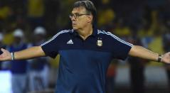 Gerardo Martino, técnico argentino