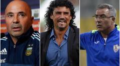 Jorge Sampaoli, Leonel Álvarez y Augusto Inácio son opcionados a llegar a Nacional.
