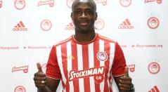 Yayá Touré regresa al Olympiacos doce años después