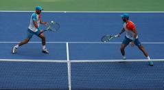 Juan Sebastián Cabal y Robert Farah avanzaron a cuartos del torneo de Shangai