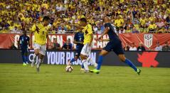 Colombia vs Estados Unidos
