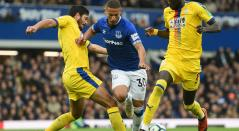 Everton vs Crystal Palace - Premier League