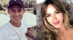 James y Shanon de Lima estarían en una relación amorosa