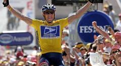 Lance Armstrong, ciclista estadounidense