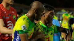 Atlético Huila se mantuvo en primera división, a pesar del mal arranque de semestre