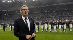 Laurent Blanc, entrenador francés