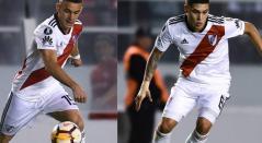 Rafael Santos Borré y Juna Fernando Quintero