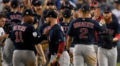 Boston remontó ante Dodgers y logró su tercera victoria en la Serie Mundial