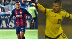Juan Camilo 'Cucho' Hernández, en el Huesca y la Selección Colombia