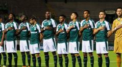 Deportivo Cali, equipo formado