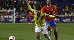 Falcao contra Costa Rica