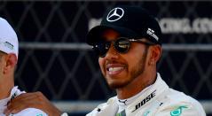 Lewis Hamilton, piloto de la escudería Mercedes