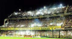 La Bombonera, estadio de Boca Juniors en Buenos Aires