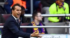Julen Lopetegui, extécnico del Real Madrid