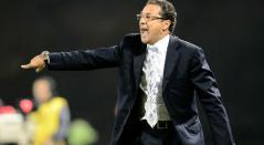 Vanderlei Luxemburgo, técnico brasileño