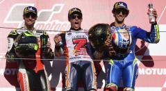Marc Márquez, campeón del MotoGP