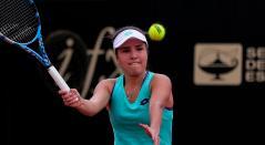 María Camila Osorio, subcampeona del Masters Junior ITF 2018