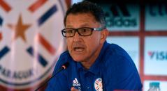 Juan Carlos Osorio · Paraguay 2018