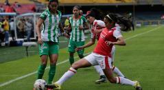 La Liga Femenina 2019 se podría jugar solamente con ocho equipos.