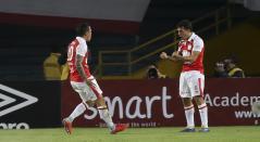 Santa Fe vs Junior, Liga Águila 2018, fecha 15