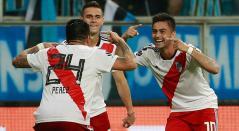 River Plate espera el desenlace de la final entre Boca Juniors y Palmeiras