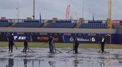 Partido entre Colombia y China Taipei fue suspendido en el Mundial Sub-20 de Béisbol