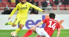 Villarreal empató con Spartak Moscú