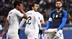 Francia vs Uruguay