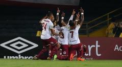 Independiente Santa Fe Vs. Deportes Tolima