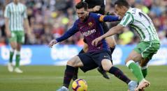 Barcelona vs Betis - La Liga de España