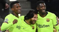 Barcelona - Champions League 2018