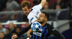 Tottenham e Inter definirán en la última fecha al otro clasificado del grupo B